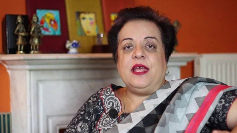 Shireen Mazari 'skips' official banquet hosted for Saudi Crown Prince