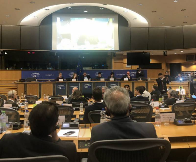 European Parliament to hold hearing on rights abuses in Indian occupied Kashmir