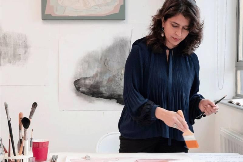 Artist Naiza Khan to represent Pakistan at 2019 Venice Biennale in May