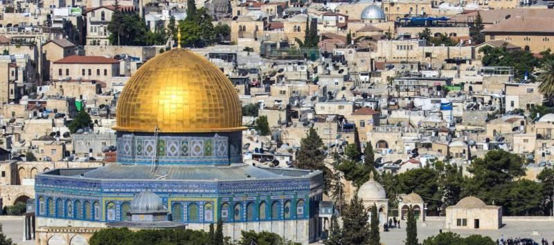 OIC condemns an Israeli raid on Al-Aqsa Mosque