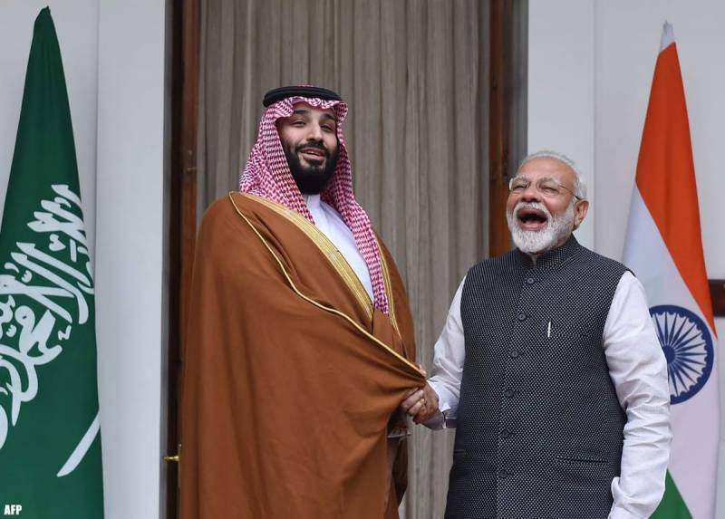 Saudi Crown Prince gifts prisoners' release to India as well