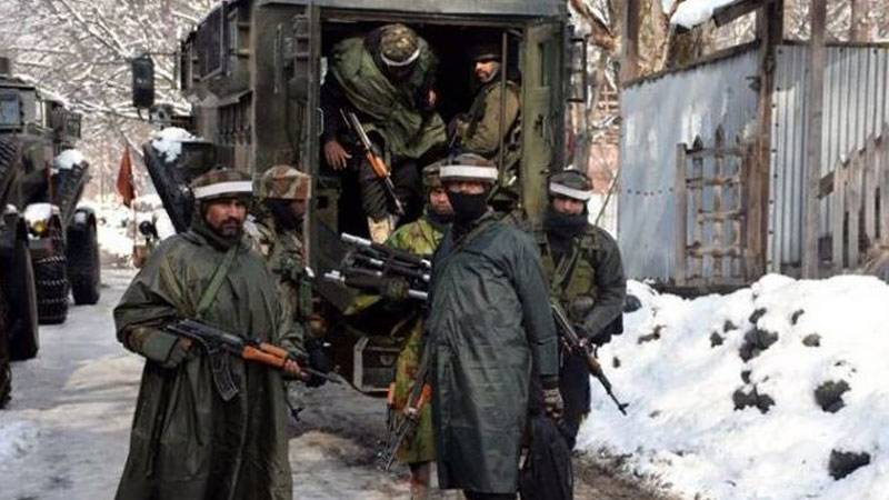 India deploys more troops in occupied Kashmir; crackdown on innocent civilians continues