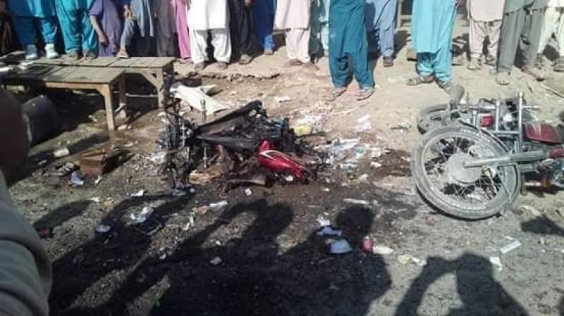 One killed, several injured in Dera Murad Jamali blast