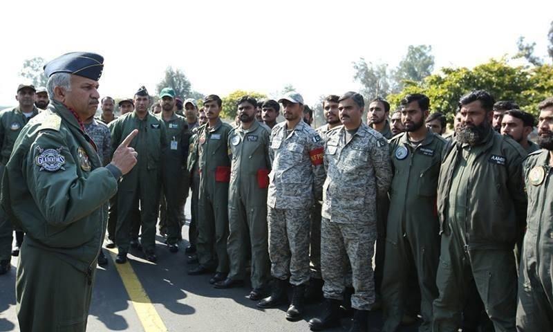 PAF to thwart any misadventure by enemy: Air Chief Mujahid Anwar