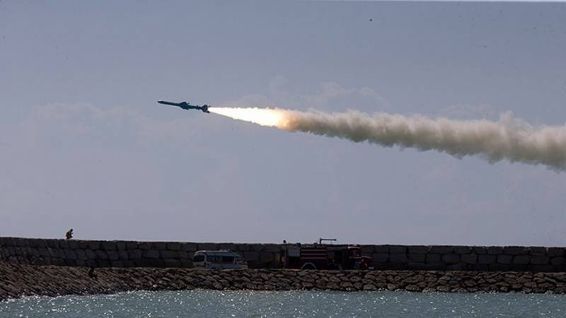 'Velayat-97': Iran launches cruise missile from submarine for the first time