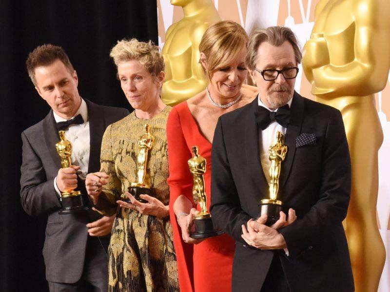 Oscar 2019 winners in main categories