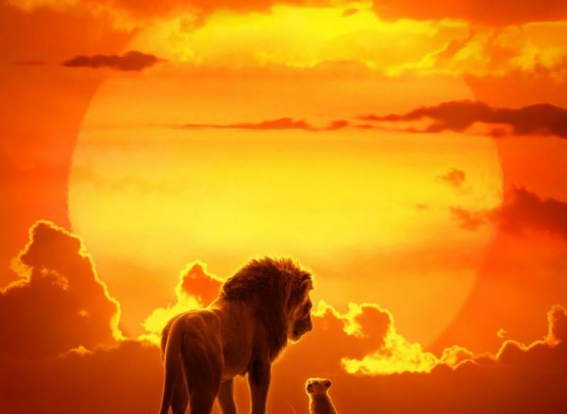 Disney unveils new nostalgic trailer of 'The Lion King'