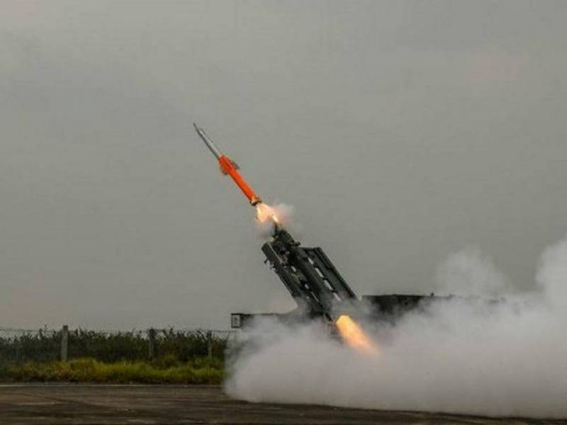 India test-fires two Quick Reaction Surface-to-Air missiles amid hostility with Pakistan