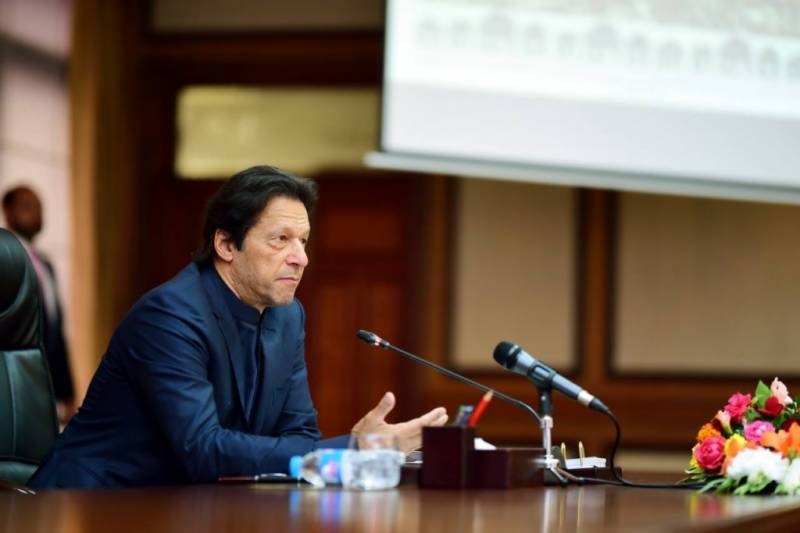 Pakistan ready for talks with India on all issues including terrorism: PM Imran