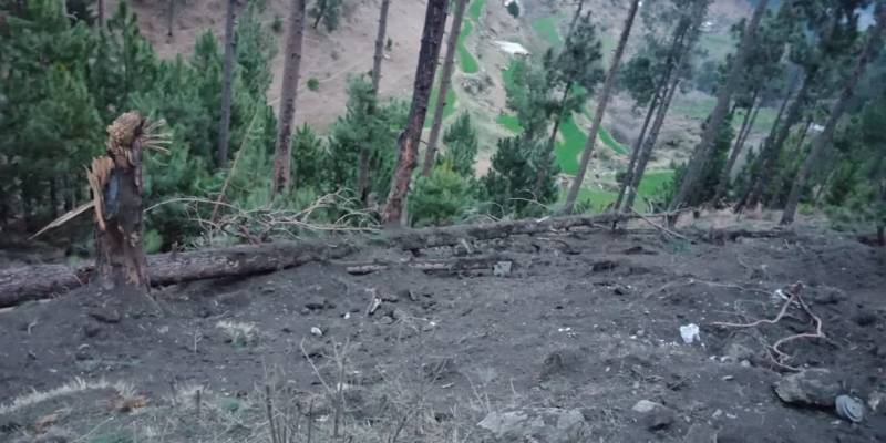 'Eco-terrorism': Pakistan to move UN against India for bombing its forest