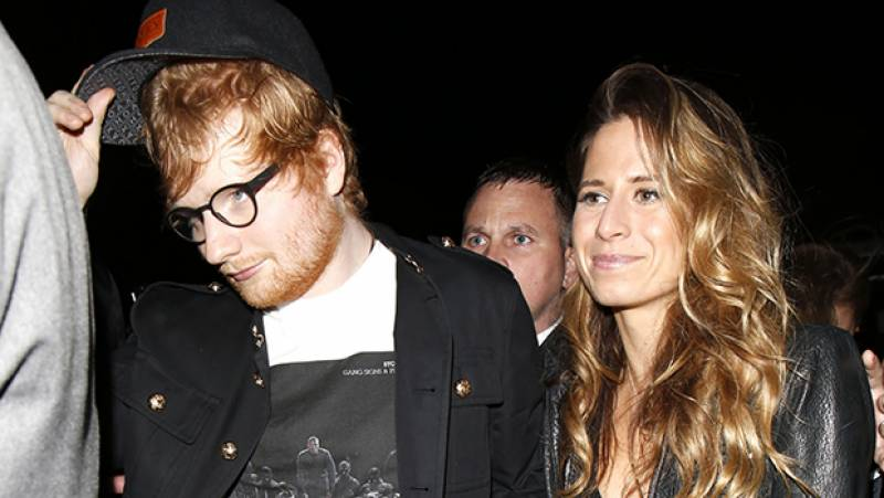 Ed Sheeran reportedly married Cherry Seaborn in secret ceremony