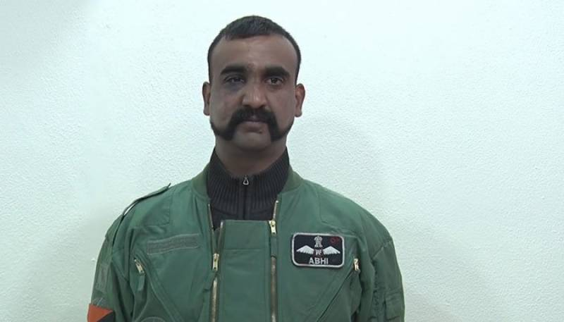 'I was finding target before being shot down by PAF,' Abhinandan admits in fresh video