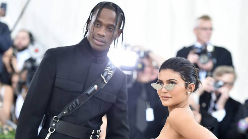 Kylie Jenner accuses Travis Scott of cheating on her