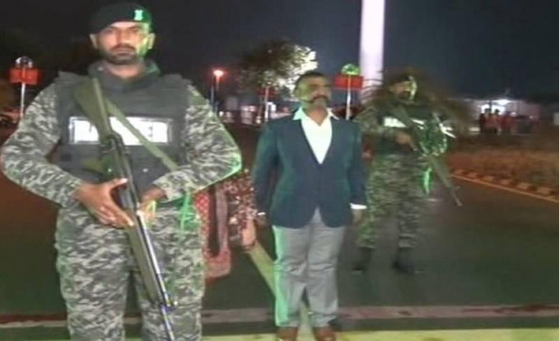 Pakistan returns captured IAF pilot Abhinandan Varthaman to India in a 'peace gesture'