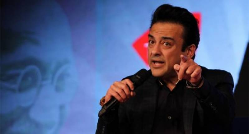 Pakistan wishes all the best to their 'agent' Adnan Sami and here is what this is about