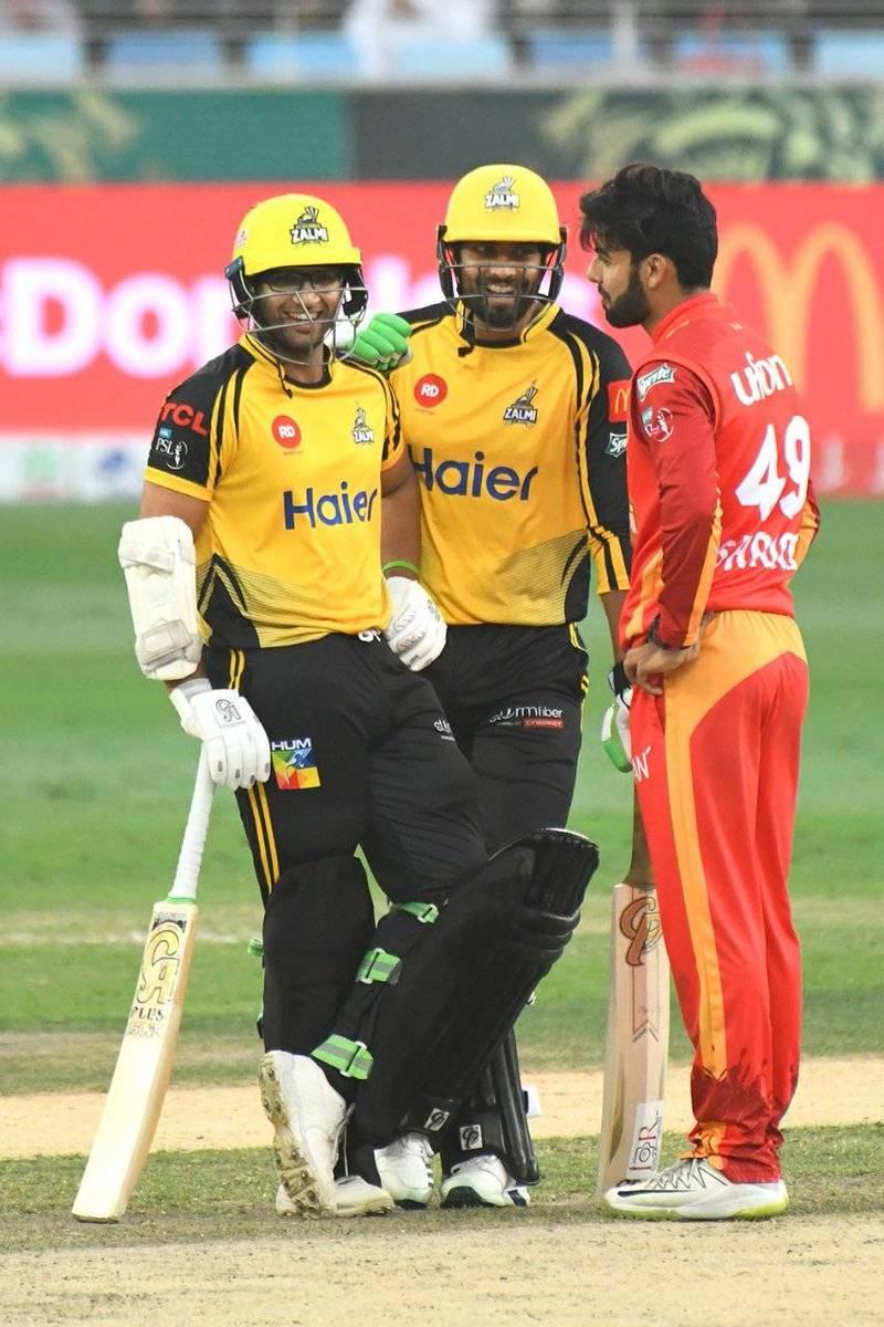 PSL 2019 21st Match: Peshawar Zalmi trounce Islamabad United by 4 wickets