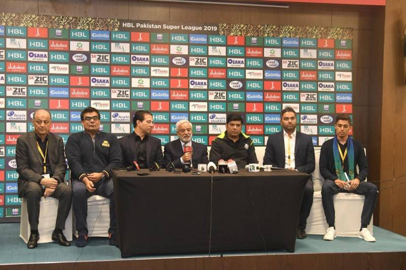 PSL 2019 matches to be played in Pakistan as per schedule: PCB chief