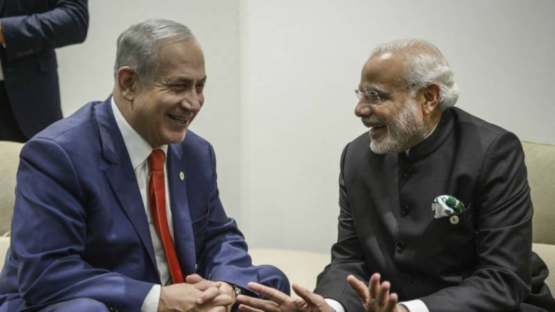 India-Israel joint plan to target Pakistani nuclear facilities on pretext of 'anti terror war' exposed