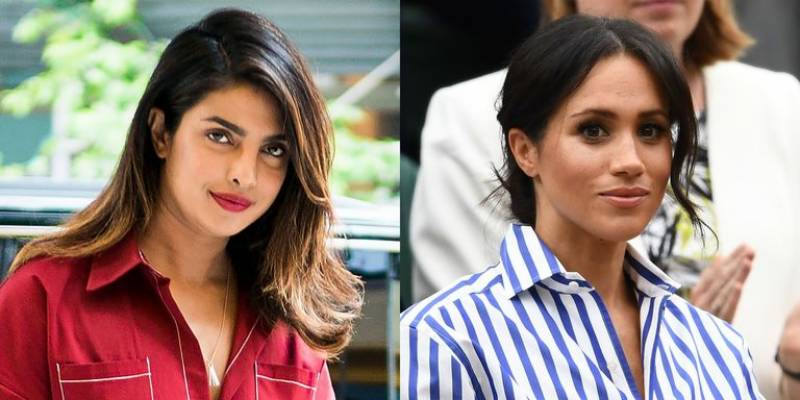 Is Meghan Markle no longer friends with Priyanka Chopra?