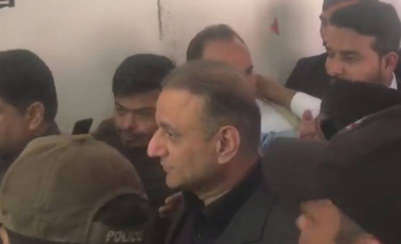 Ex-PTI minister Aleem Khan sent to jail on 15-day judicial remand
