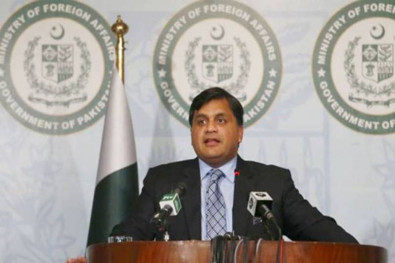 Foreign Office appreciates services of Hindu community for Pakistan