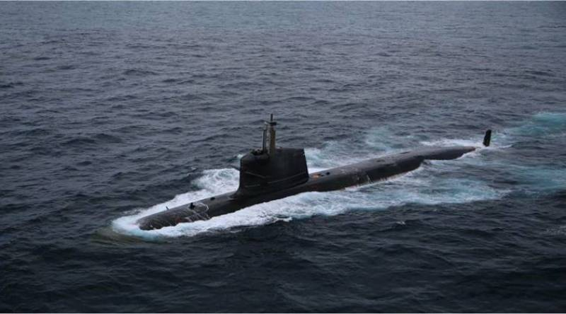 Navy detects Indian submarine, successfully foils intrusion into Pakistani waters