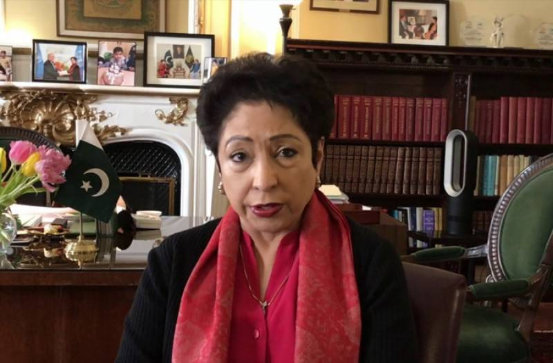 Ongoing tensions with India in Kashmir could affect peace process in Afghanistan: Maleeha Lodhi
