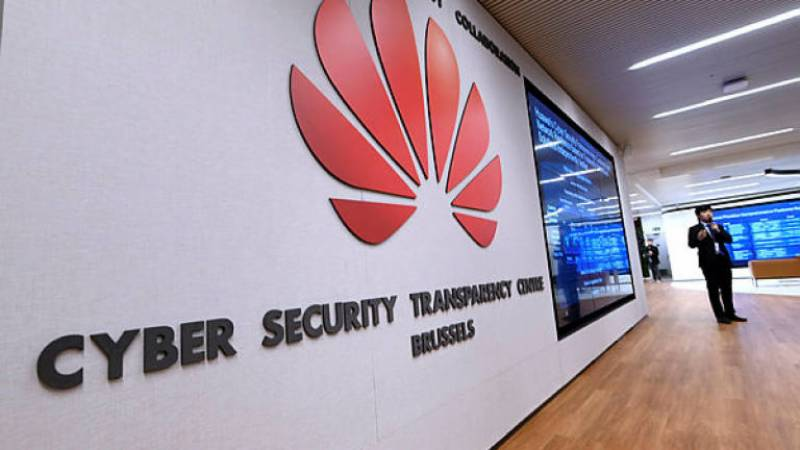 China's Huawei opens its gates in widening PR assault