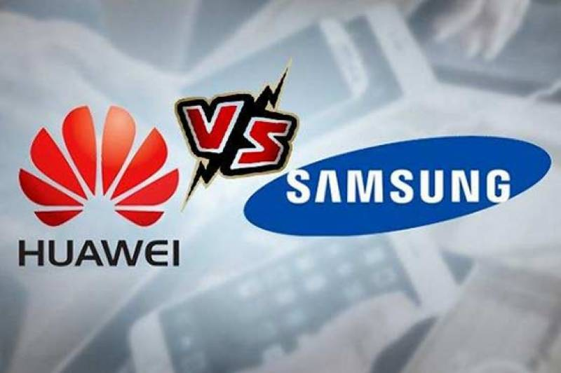 Samsung, Huawei settle 2-year patent dispute in US
