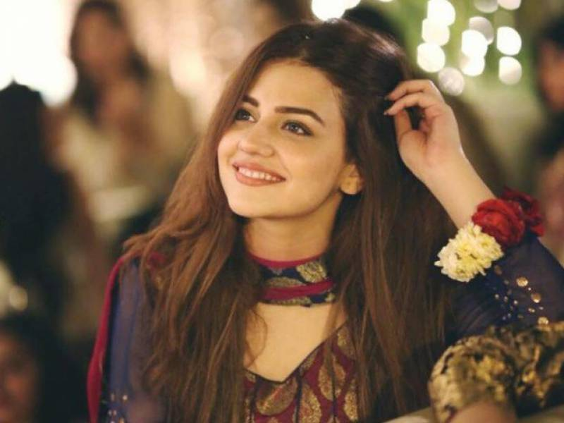 Zara Noor Abbas: Know your self-worth and remind yourself of who you are