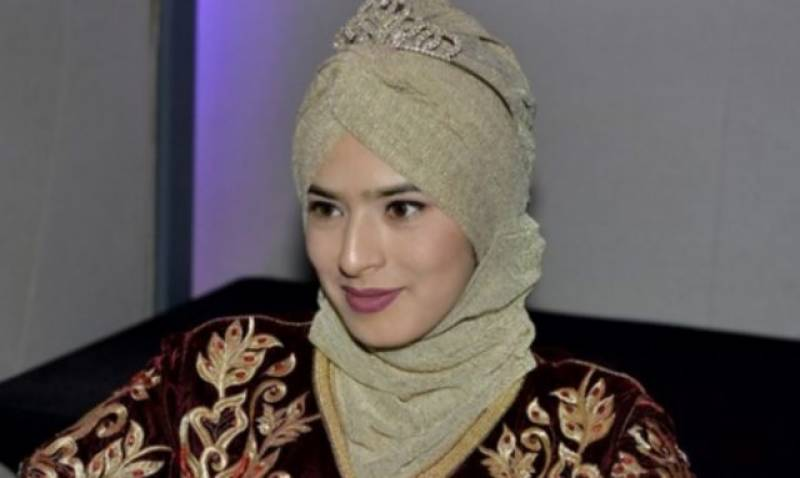 Hasna Firdaws: Street cleaner wins beauty pageant in Morocco