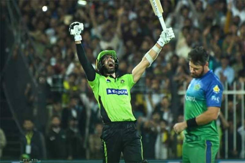 Multan Sultans beat Lahore Qalandars by seven wickets