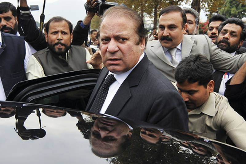 Nawaz Sharif files fresh petition for early hearing of bail plea