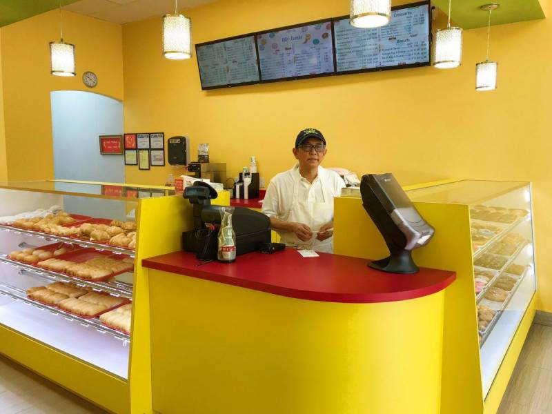 Here is why people are flocking to this doughnut shop