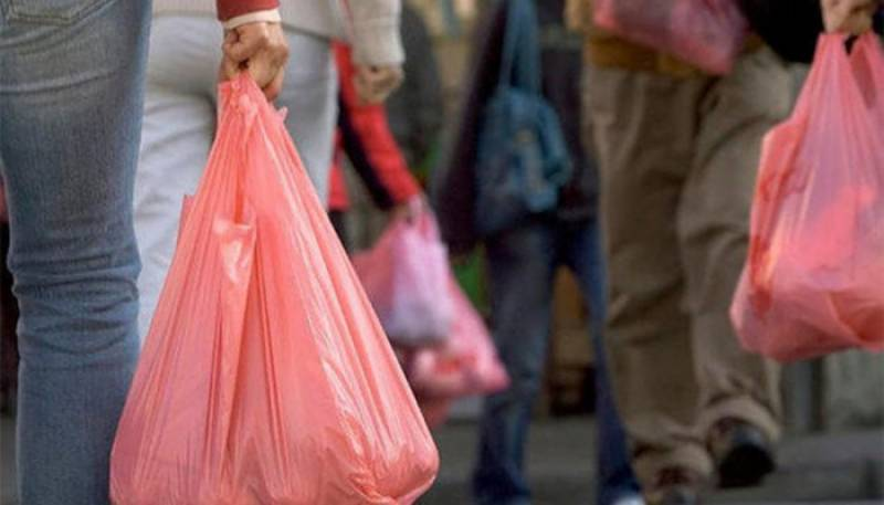 Khyber Pakhtunkhwa bans use of polythene bags to fight plastic pollution