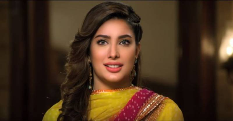 Mehwish Hayat lashes out at political news website for defaming her
