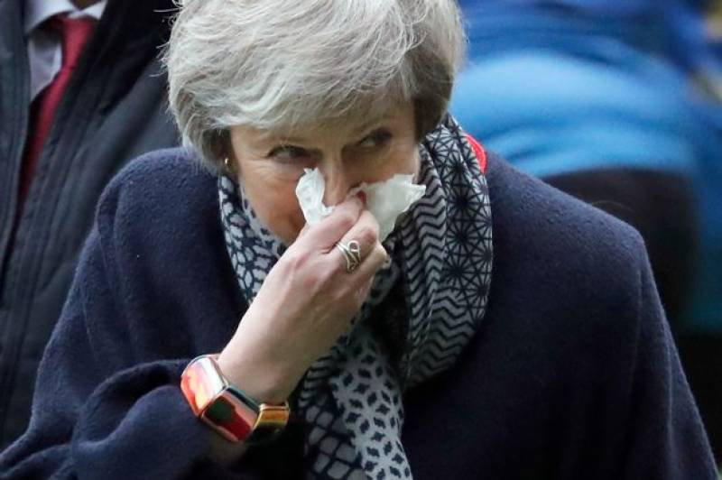 MPs tell May to mold EU as Brexit delay motion sails through House of Commons