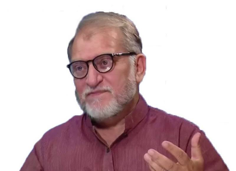Orya Maqbool claims that it is men's fundamental right to send vulgar pictures