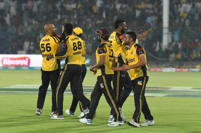 Peshawar Zalmi beat Islamabad United to reach PSL 2019 Final