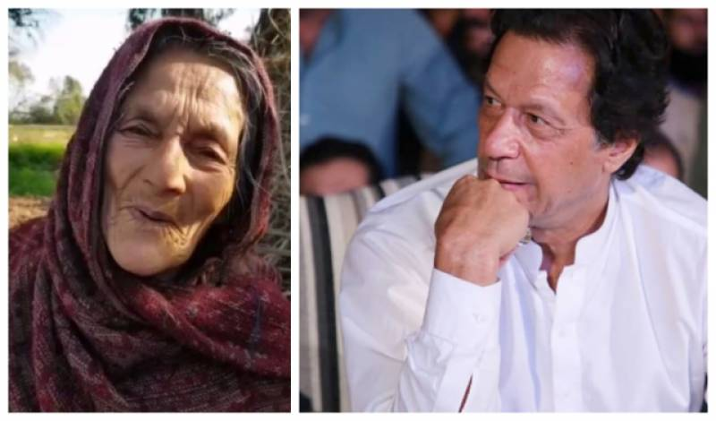 'Thank You My King': Islamabad widow salutes PM Imran Khan for helping his voter out (VIDEO)