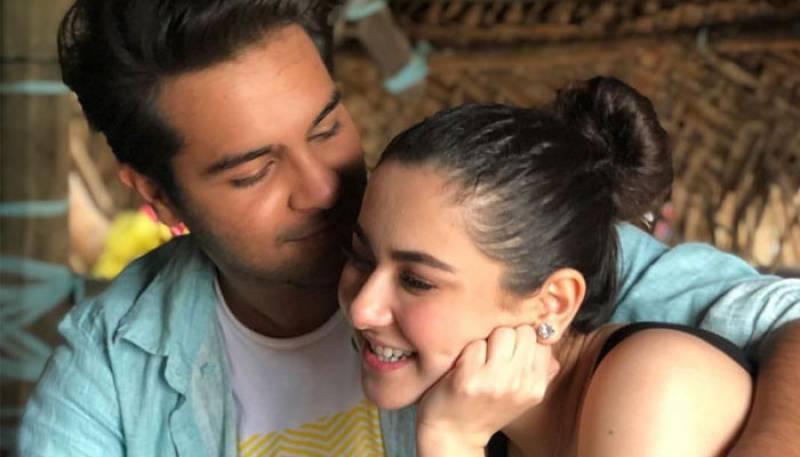 Asim Azhar breaks silence over relationship with Hania Amir
