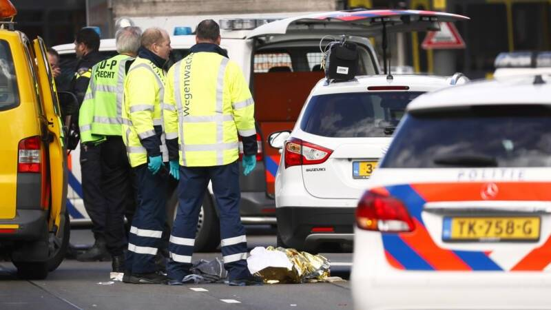 At least 3 killed, 9 wounded in Netherlands mass shooting
