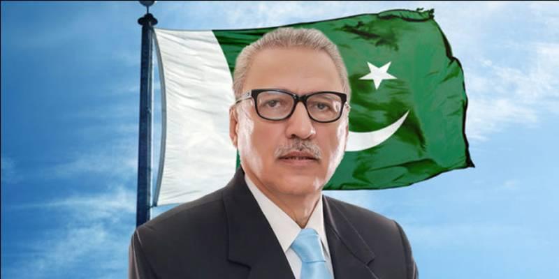 Commitment of civil servants crucial to accomplish govt's agenda: President Arif Alvi