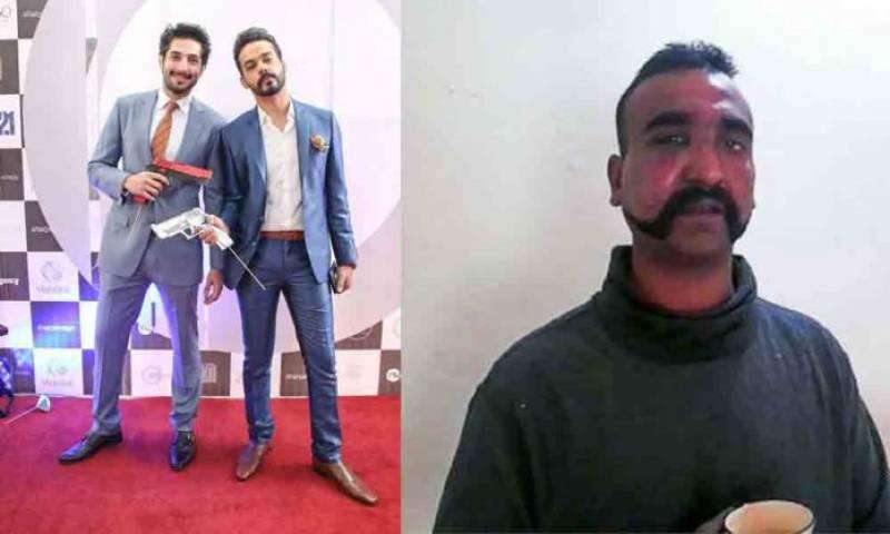 Mirza Gohar Rasheed trolls IAF pilot Abhinandan