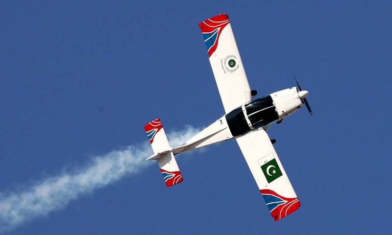 Pakistan develops combat version of Super Mushak aircraft