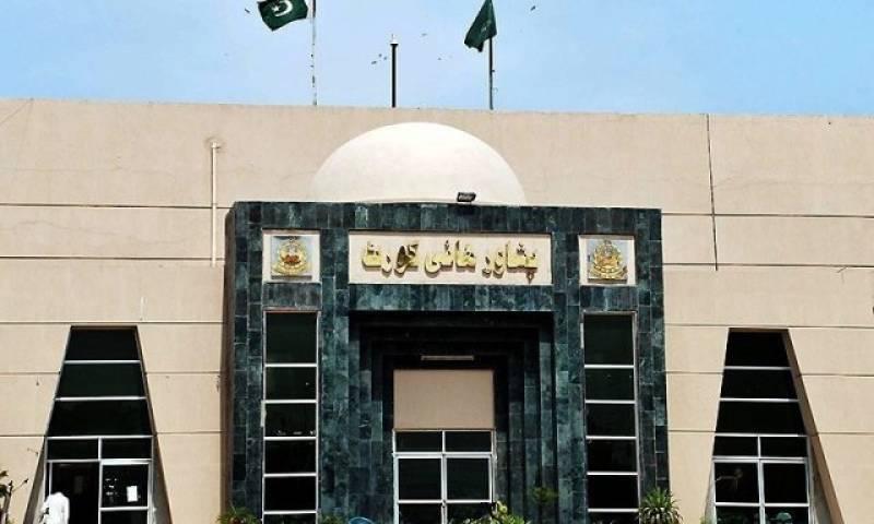 Two shot dead outside Peshawar High Court