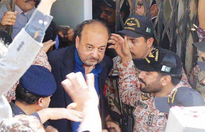Accountability court extends Siraj Durrani's physical remand for further 10 days
