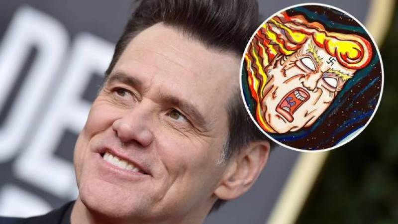 Jim Carrey holds Donald Trump responsible for the Christchurch mosque terror attacks