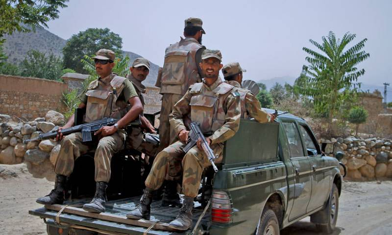 Security forces recover four abducted Iranian soldiers after operation in Balochistan