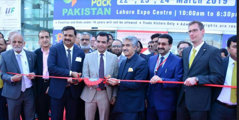 15th Int'l Exhibition for Plastic, Printing & Packagingbegins from Sunday in Lahore